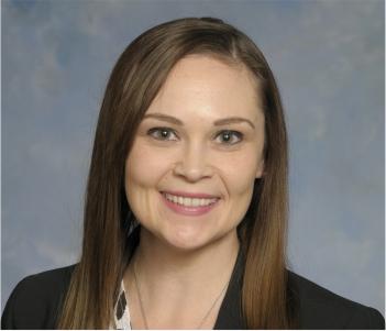 Image of Dr. Kallie Harrier, Low Vision Specialist